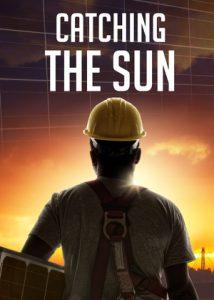 Catching Sun - Vertical Poster