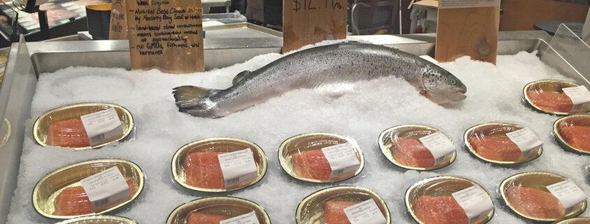 Shepherdstown Sustainable Seafood