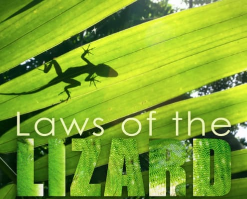 Laws of the Lizard Poster