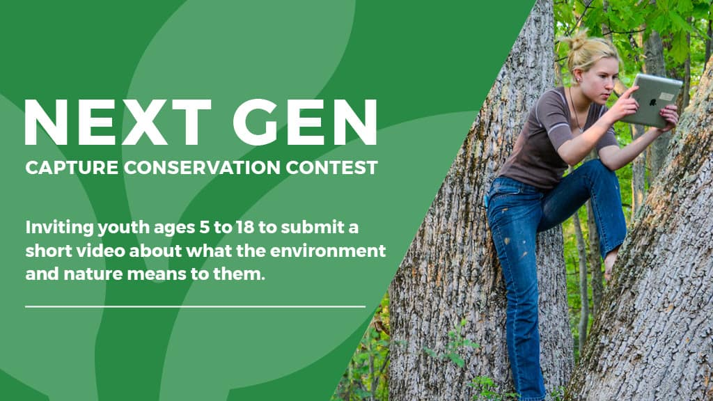 Next Gen Capture Conservation Contest