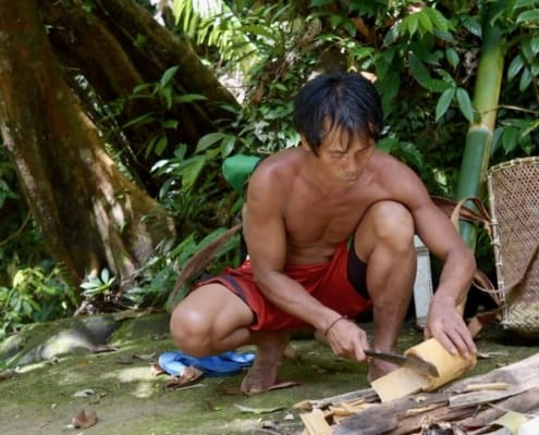 Borneo's Vanishing Tribes