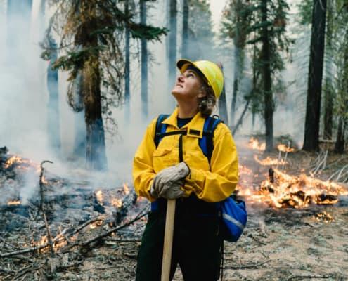Women in Fire