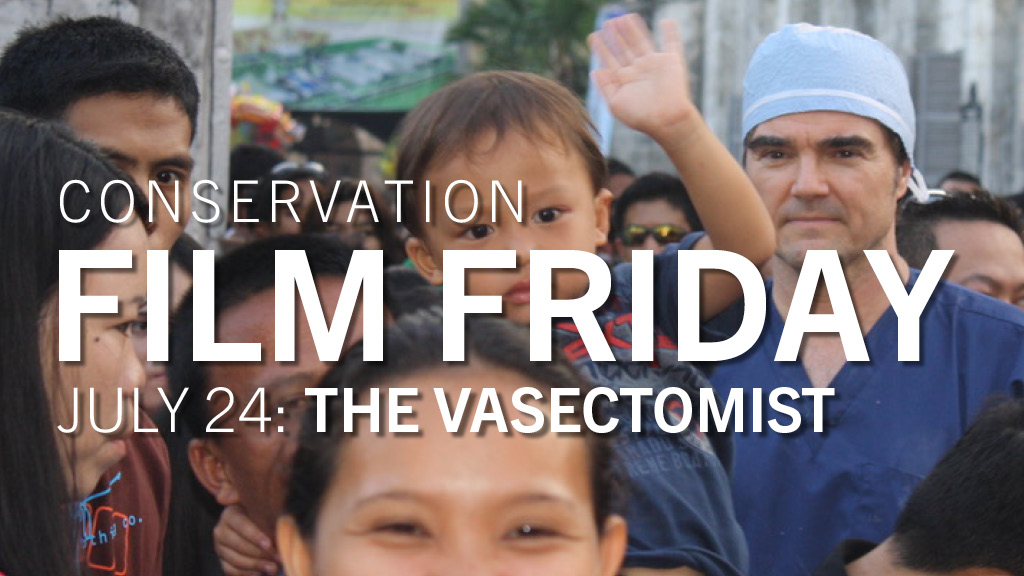 Conservation Film Friday - The Vasectomist